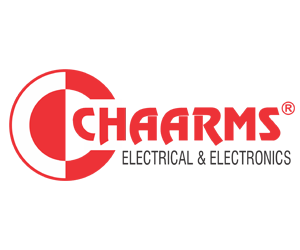 Chaarms electrical and electronics logo-TechMR