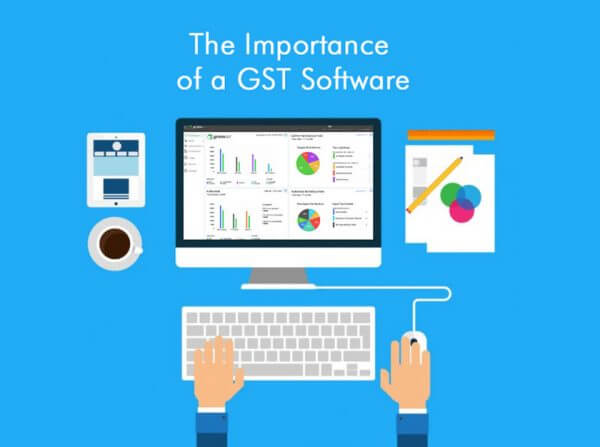 Complete GST With ERP Software